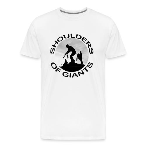 Shoulders of Giants - Men's Premium T-Shirt