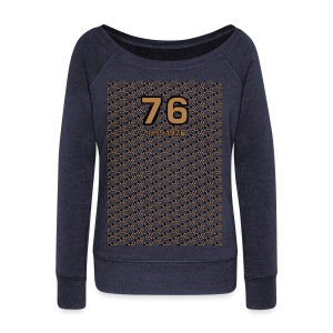 Class 76 - Women's Boat Neck Long Sleeve Top