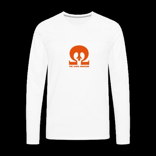 T-shirt de vape - The Vape awakens - T-shirt manches longues Premium Homme