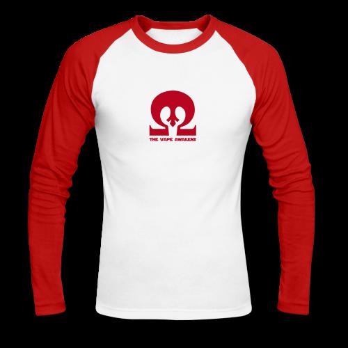 T-shirt de vape - The Vape awakens - T-shirt baseball manches longues Homme