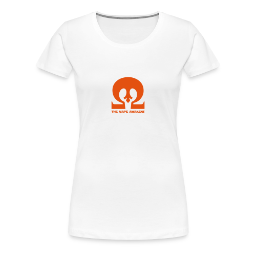 T-shirt de vape - The Vape awakens - T-shirt Premium Femme