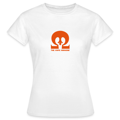 T-shirt de vape - The Vape awakens - T-shirt Femme