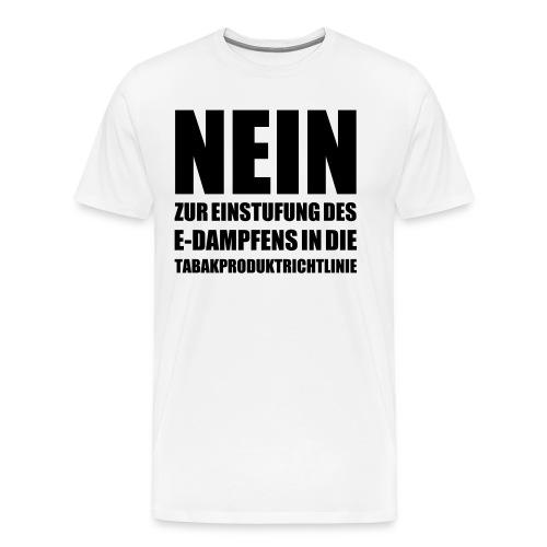 Nein - T-shirt Premium Homme