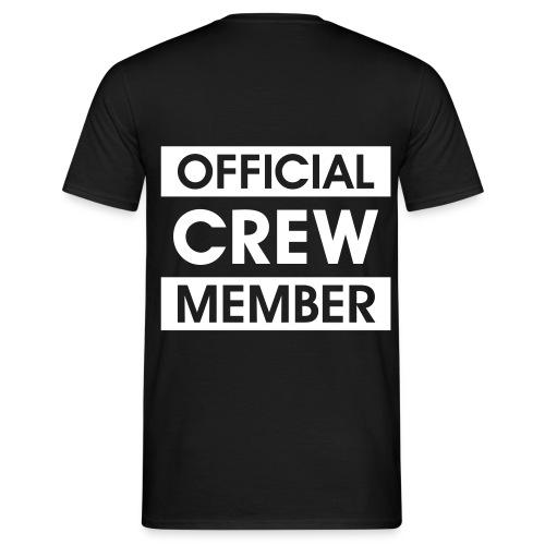 Hoody Shirt - Männer T-Shirt