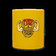 Mugs & Drinkware ~ Full Colour Mug ~ Beard Strong mug