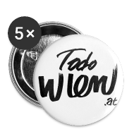 Buttons ~ Buttons small 25 mm ~ Todo Wien pins