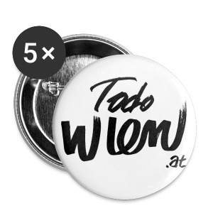 Todo Wien pins - Buttons small 25 mm