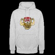 Hoodies & Sweatshirts ~ Unisex Hoodie ~ Beard Strong