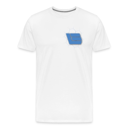 T-Shirt Elite Line (badge) - T-shirt Premium Homme