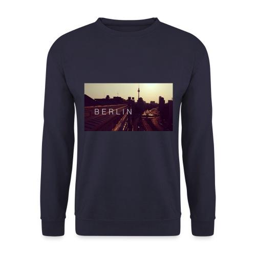 Berlin City Pullover - Männer Pullover