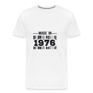Made in 1976 - T-shirt Premium Homme