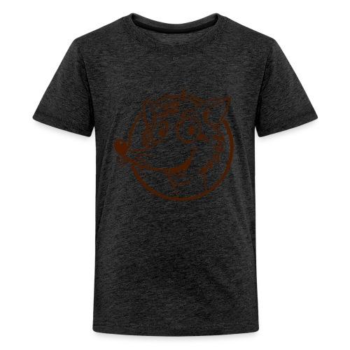 kleiner Fuchs - Teenager Premium T-Shirt - Teenager Premium T-Shirt