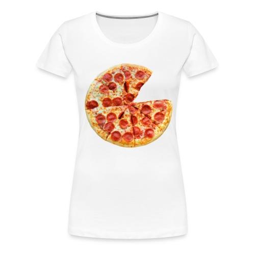 pizza  pizza - Frauen Premium T-Shirt