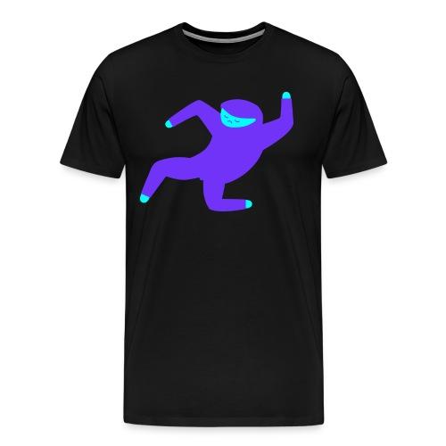 DANZE BLECK - Mannen Premium T-shirt