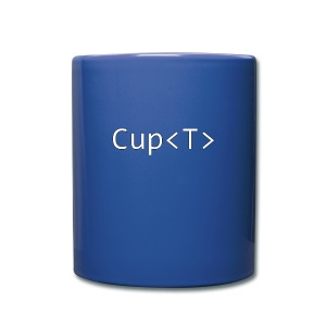 Cup of T - Full Colour Mug