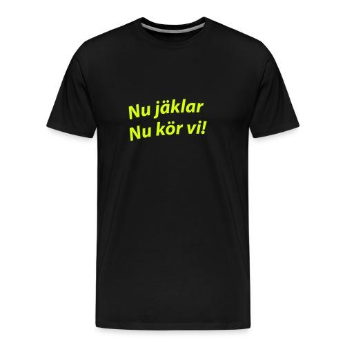 dfgdfg - Premium T-skjorte for menn