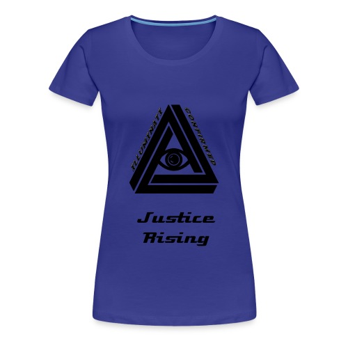 The Illuminati For Women - Women's Premium T-Shirt