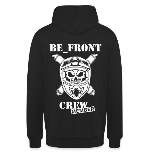 BE_FRONT hoodie - Unisex Hoodie