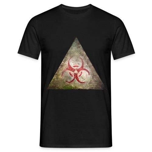 Biohazard - Männer T-Shirt