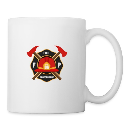 Mug FirePhotography - Mug blanc