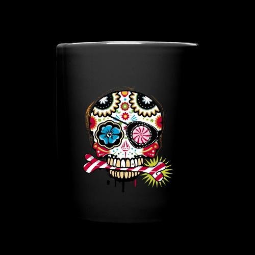 Tasse  Sweet Skull - Tasse einfarbig