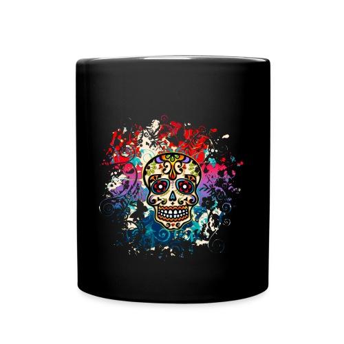 Tasse  SKULL 2 - Tasse einfarbig