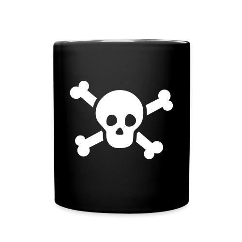 Tasse  SKULL 1 - Tasse einfarbig