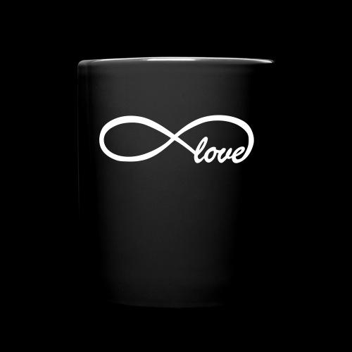Tasse LOVE - Tasse einfarbig
