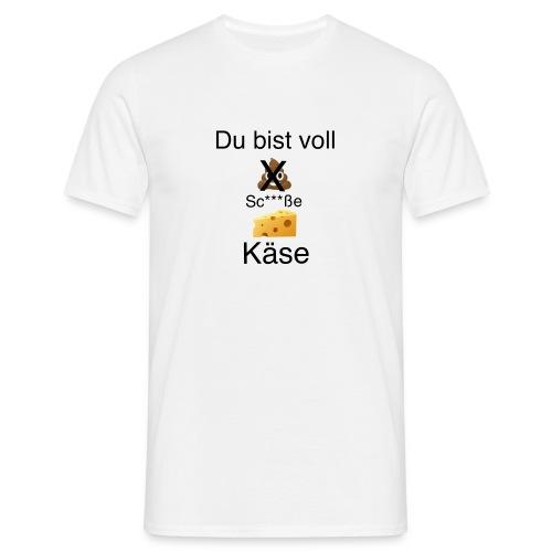 hardcoredissshirt - Männer T-Shirt