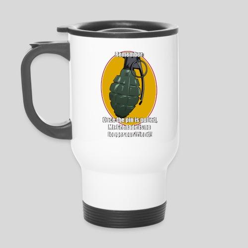 Thermobecher Mr. Grenade - Thermobecher
