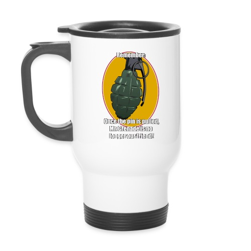 Thermobecher Mr. Grenade - Thermobecher