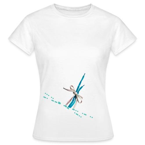 Fait sur mesure - dansefemme - T-shirt Femme