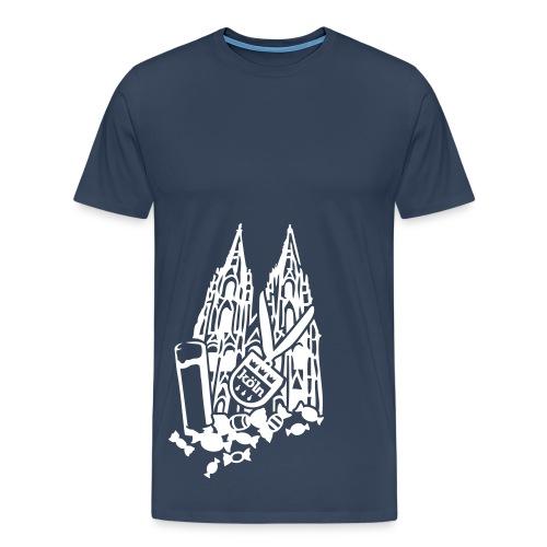 Köln Männer - Männer Premium T-Shirt