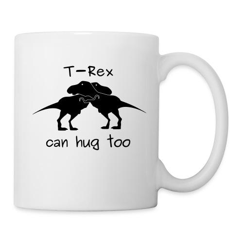 tazza abbraccio tirannosauri - Tazza