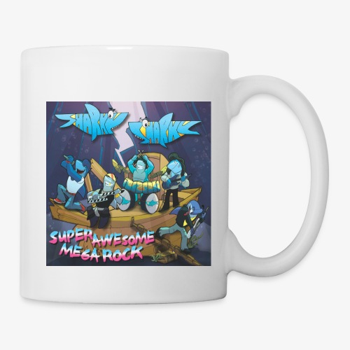 Super Awesome Mega Rock Mug - Mug