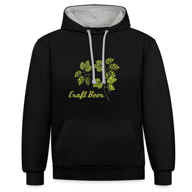 Sudadera Craft Beer