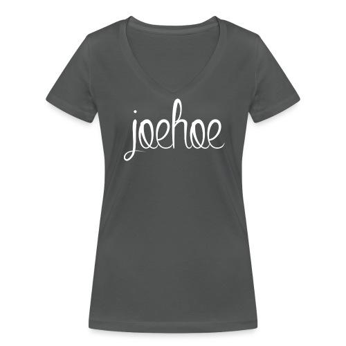 Joehoe vrouwen v-hals bio - Vrouwen bio T-shirt met V-hals van Stanley & Stella