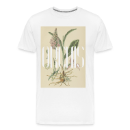 Tee shirts ~ Tee shirt Premium Homme ~ Orchis
