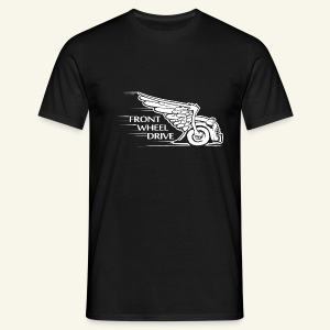Front Wheel Drive - T-shirt Homme