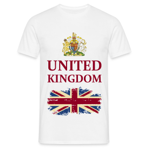 UNITED KINGDOM - Männer T-Shirt