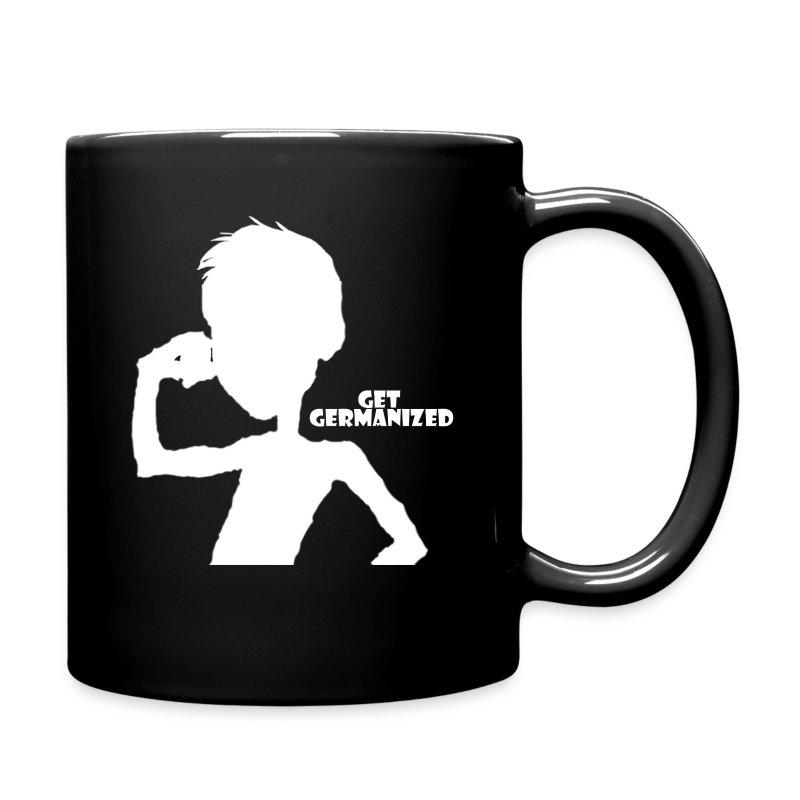 Cartoon Silhouette Mug - Full Colour Mug