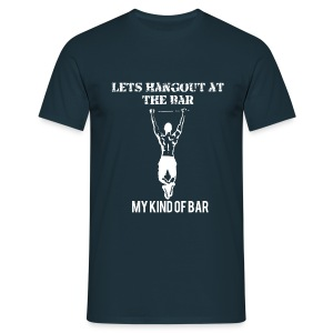 Let's Hangout At The Bar - Men's T-Shirt