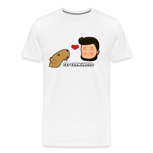 Shari & Vuko Love Shirt - Men's Premium T-Shirt