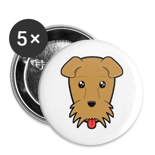 Get Germanized Shari Buttons - Buttons medium 1.26/32 mm (5-pack)