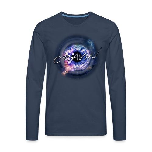 HOLD ME Longsleeve [MALE] - Men's Premium Longsleeve Shirt