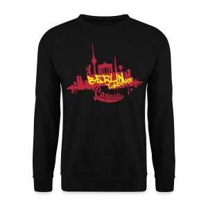 Berlin Takeover - Capaddicts Hangout - Germany - Männer Pullover