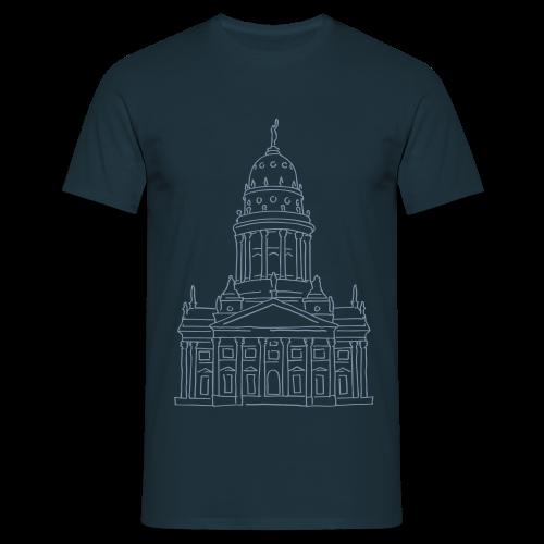 Französischer Dom Berlin - Männer T-Shirt