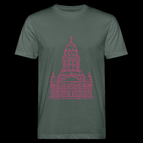 Französischer Dom Berlin - Männer Bio-T-Shirt