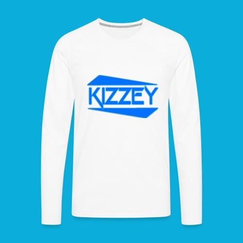 Men's Premium Longsleeve Kizzey Shirt - Men's Premium Longsleeve Shirt
