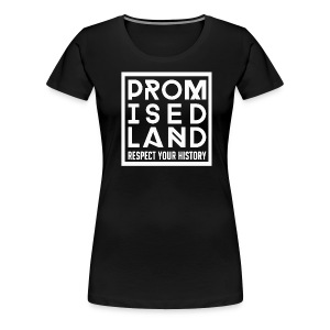 Promised Land Ladies T-Shirt - Women's Premium T-Shirt